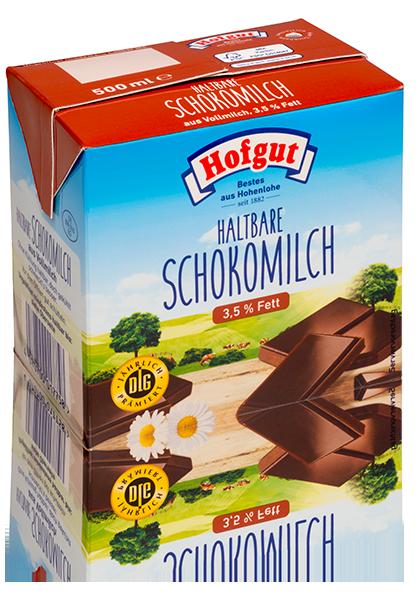 Schokomilch